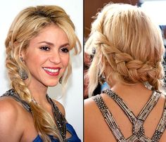 Shakira Hot Information: Shakira Hair Style Fashion