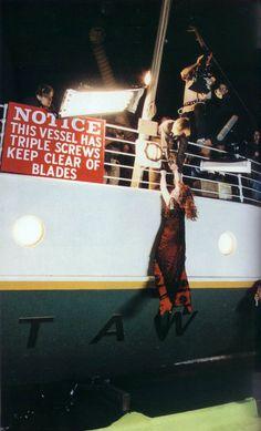 #titanic #behindthescenes