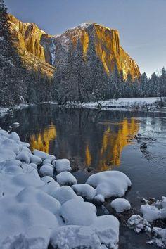 Beautiful Yosemite.