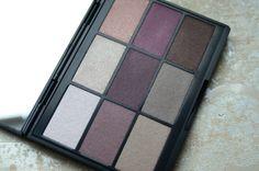 ... About Cosmetics: Novinky od Gosh: Minerálny púder a paletka tieňov 9 Shadow