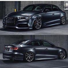 Audi A3 Sedan, Prestige Car, Super Images, Audi Rs3, Top Cars, Automotive Design, Audi Quattro, Sport Cars, Custom Cars