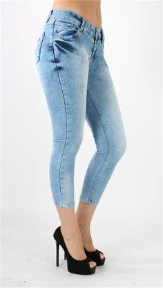 Kısa Paça Jeans Pantolon | Modelleri ve Uygun Fiyat Avantajıyla | Modabenle