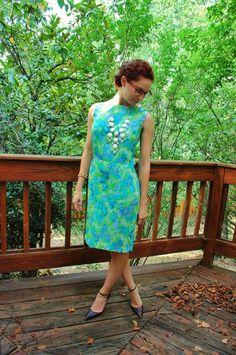 Art imitating life dress