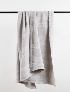 Abode Living - Bedroom - Blankets and Throws - Portofino Blanket - Abode Living Bed Linen Australia, Beds Online, Linen Bedding, Blankets, Bedroom, Beach House, Fabric, Cotton, Shopping