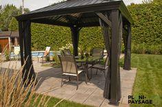 Gazebo, Pergola, Deck, Outdoor Structures, Patio, Outdoor Decor, Design, Home Decor, Gardens