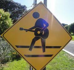 music crossing. Getting this put on my bedroom door