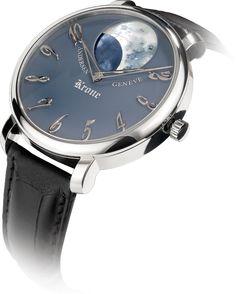 La grande lune | Timepieces | Krone | Krone Moonphase Watch, Black Lips, Omega Watch, Watches For Men, Jewellery, Luxury, Accessories, Fashion, Pockets