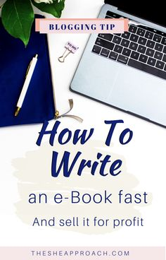 If you ever wondered how to write and publish eBook that you can then sell for profit, you're in the right place - You need to learn how important it is to write your e-Book in the right way and to make profit from selling it! I will show you from my experience how to write an e-Book fast & sell it for profit! #makemoneyonline #digitalproducts #ebooks #bloggingtips Money Making Machine, Becoming A Blogger, Creative Writing, Creative Ideas, Online Entrepreneur, Creating A Blog, Blogging For Beginners, Make Money Blogging, Helping People