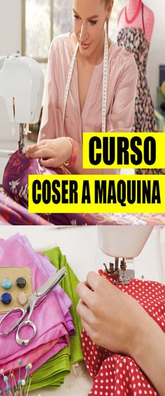 Curso Costura - Best Sewing Tips Sewing Hacks, Sewing Projects, Sewing Tips, Clothing Patterns, Sewing Patterns, Sew In Weave, Sewing School, Single Crochet Stitch, Crochet Shoes