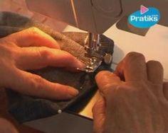 Couture : comment faire un ourlet sur un jeans ou un pantalon avec une machine à coudre. Marie-Thérèse, jeune retraitée dynamique, ancienne couturière, nous explique comment faire l'ourlet d'un jeans ou d'un pantalon avec sa machine à coudre. Du choix des aiguilles aux finitions elle nous explique tout. On fait l'ourlet d'un jean ou d'un pantalon selon le même procédé. 1/ mesurer ce qu'il faut enlever. Le marquer. 2/Ajouter trois centimètres pour l'ourlet 3/ découper. 4/ préparer l'ourlet…
