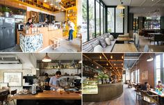 best cafes on Sukhumvit Soi 26, listed as you come across them walking from BTS Phrom Phong.