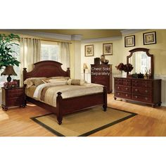 Costco: Wilshire 5-pc King Bedroom Set | For the Home | Pinterest ...
