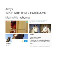 Im sobbing! And never stop with the j horse jokes please