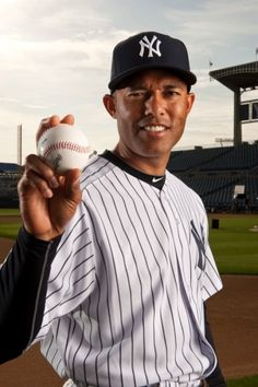 Mariano Rivera #42 NY Yankees (who my little Liam is named after) Im trying to convince Mike to go on vacay to Tampa for Spring Training 2013