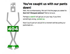 The Best 404 Pages on the Internet ~ Creative Market Blog