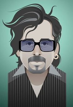 Tim Burton by Stanley Chow