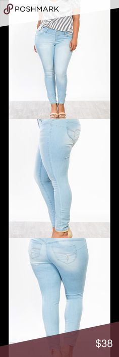 Selling this Wanna Betta Butt Jeans YMI Plus Size on Poshmark! My username is: ccurvesclothing. #shopmycloset #poshmark #fashion #shopping #style #forsale #YMI #Denim