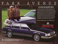 1990 Buick Park Avenue