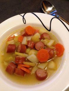Krea10vmamma: Grønnsaksuppe