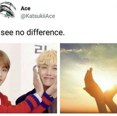 Nothing..no difference at all