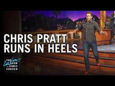 Jurassic World: Chris Pratt demuestra que domina correr en tacones en este vídeoOGROMEDIA Films
