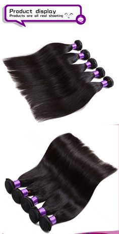 sexy ombre color Virgin remy weft human Brazilian hair extensions on different hairstyles|Eunice Hair weaving