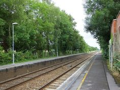 Dean Platforms Looking south