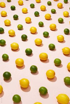 Lemons and Limes by wm | Stocksy United