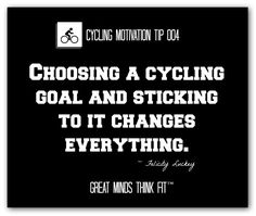 #Cycling Motivation Tip and Quote #004