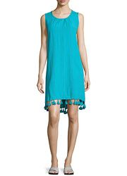 Cotton Printed Swing Dress found on sale at GILT about 7 hours ago