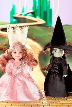 Kelly® Doll as The Witches from The Wizard of Oz™  Collector Edition  Designed by: Sharon Zuckerman  Release Date: 2/1/2003