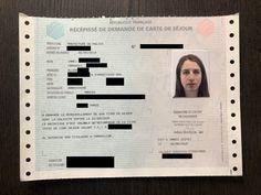 """How I Got the Carte de séjour """"vie privée et familiale"""" Through Marriage - Américaine in France"""
