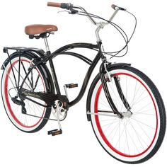 "Schwinn Clairmont 26"" Men's Cruiser Bike $160"