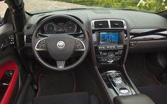 2014 Jaguar F-type Convertible 2014 Jaguar Convertible Interior – TopIsMagazine