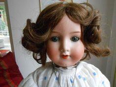 Armand Marseille Puppe ca. 110 Jahre alt! Porzellankopfpuppe