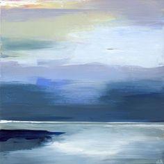 Niki Arden painting