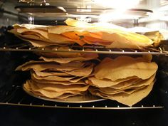 Norwegian Flat Bread (flatbrød): recipe with photos and how to ideas if you don't have the traditional equipment