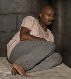 Father Gabriel in The Walking Dead Season 8 Episode 5 | The Big Scary U This makes me wonder if he was bitten...