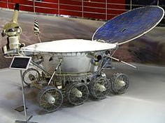 Luna programme: The Soviet Union lands Lunokhod 1 on Mare Imbrium (Sea of Rains) on the Moon. This is the first roving remote-controlled robot to land on another world, and is released by the orbiting Luna 17 spacecraft.