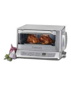 Take a look at this Exact Heat Toaster Oven Broiler on zulily today!