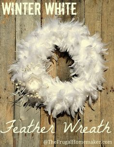 Winter-White-Feather-Wreath2.jpg 599×768 pixels