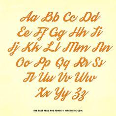 Streetwear - Free 1970s Font