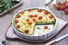 Ricetta Torta di patate e prosciutto - Le Ricette di GialloZafferano.it