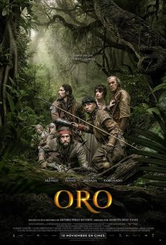 Watch Oro full hd online Love, ambition, treason and death clash in a neverending search for a city built with gold. Best Action Movies, Good Movies To Watch, Movies To Watch Online, Hd Movies, Streaming Movies, Horror Movies, Movie 21, Film Movie, Ghoul Movie