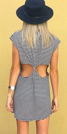 #summer #style / stripes