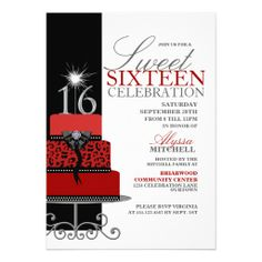 ==>Discount Cheetah Cake Red Sweet Sixteen Invitations Cheetah Cake Red Sweet Sixteen Invitations in each seller & make purchase online for cheap. Choose the best price and best promotion as you thing Secure Checkout you can trust Buy bestReview Cheetah Cake Red ...Cleck Hot Deals >>> http://www.zazzle.com/cheetah_cake_red_sweet_sixteen_invitations-161911552904447613?rf=238627982471231924&zbar=1&tc=terrest