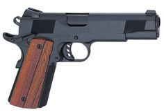 Yes, the 1911 style .45 cal semi auto is one of the most popular, if not the most popular hand guns of all time.  Look at how many different versions of this same design have been made since it was first created.   I love my 1911, but - as the old saying goes - God made all men, but Colonel Colt made them equal.