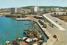 Athens - Rafina 1970 Greece History, Architecture People, Athens, Landscape, City, Outdoor Decor, Retro, Pictures, Memories