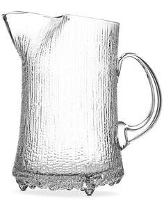Iittala Glassware, Ultima Thule Pitcher - Shop All Glassware & Stemware - Dining & Entertaining - Macy's