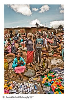 The Other Side Of Ethiopia - Market